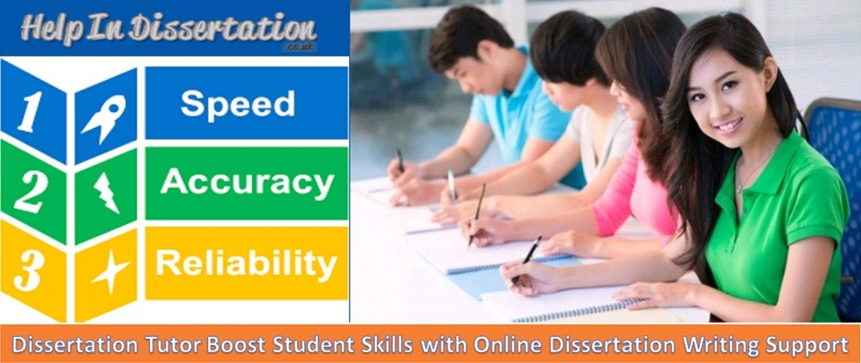 Dissertation Tutor Boost Student Skills With Online Dissertation Writing Support