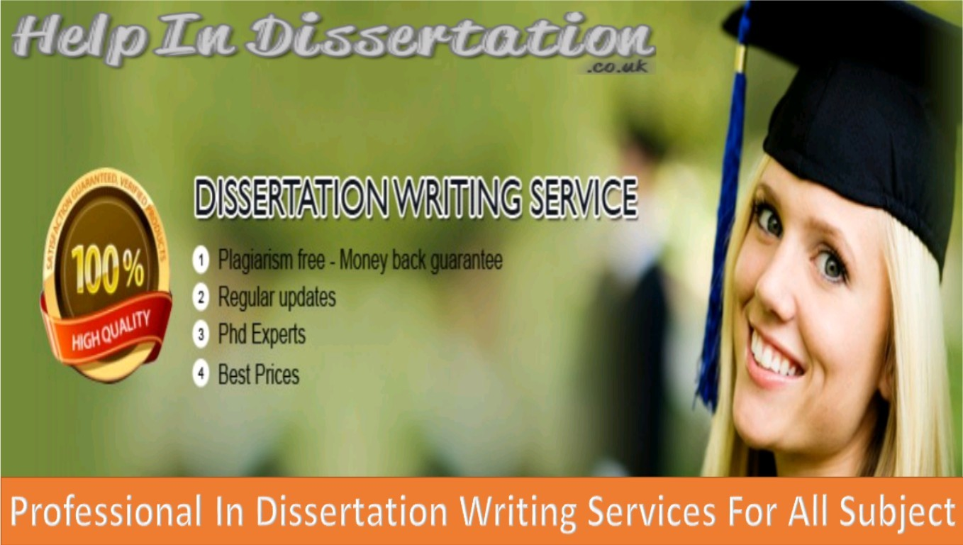 Professional In Dissertation Writing Services For All Subject